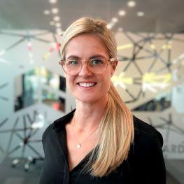 Dani Hinchsliff-Administration Assistant