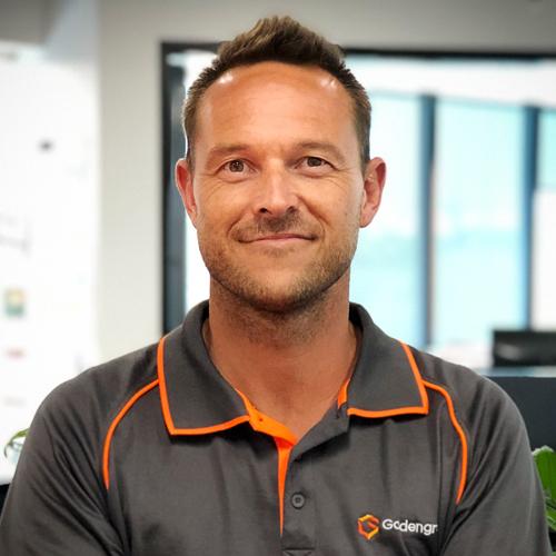 Clay Nicoll-Building Supervisor