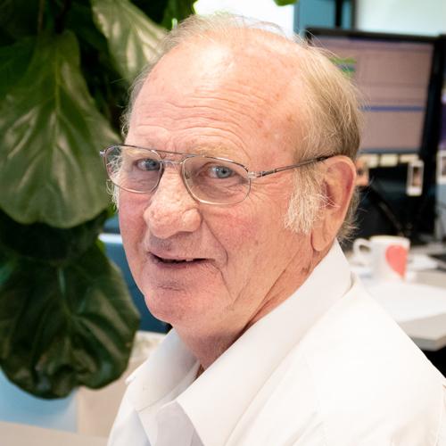 Keith Smith-Senior Estimator